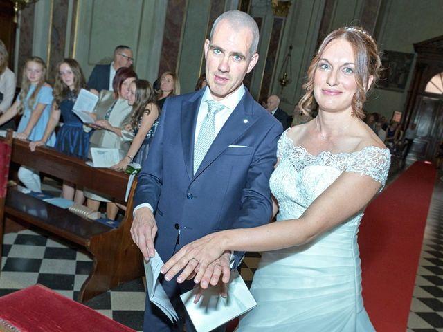 Il matrimonio di Ernesto e Lara a Zanica, Bergamo 26