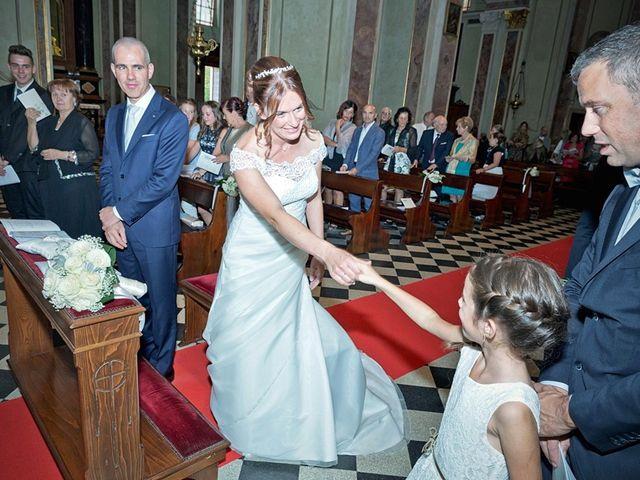 Il matrimonio di Ernesto e Lara a Zanica, Bergamo 27