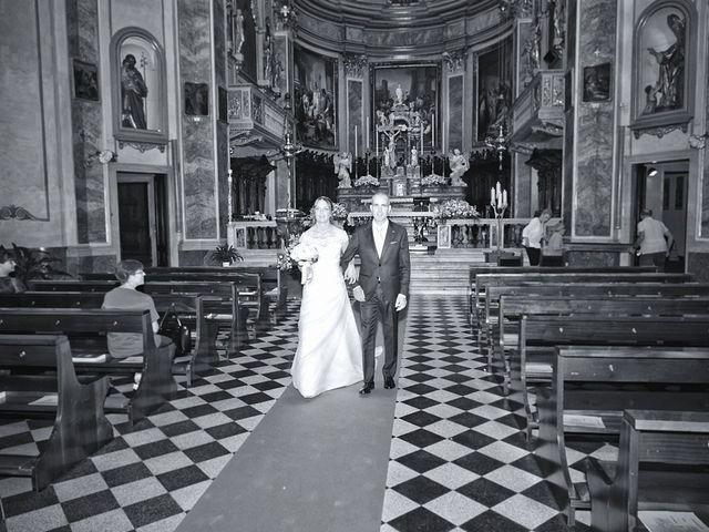 Il matrimonio di Ernesto e Lara a Zanica, Bergamo 29