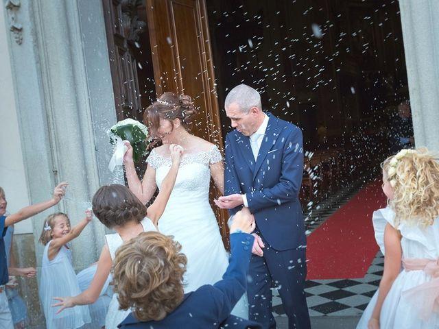 Il matrimonio di Ernesto e Lara a Zanica, Bergamo 30