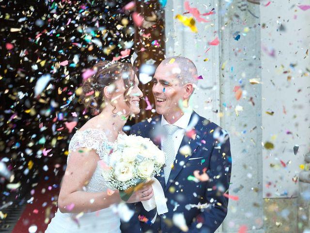 Le nozze di Lara e Ernesto