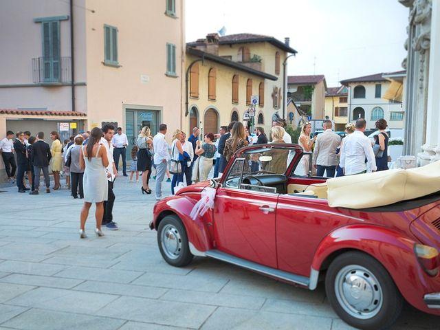 Il matrimonio di Ernesto e Lara a Zanica, Bergamo 32