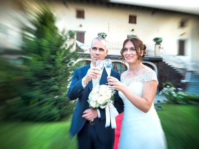 Il matrimonio di Ernesto e Lara a Zanica, Bergamo 36