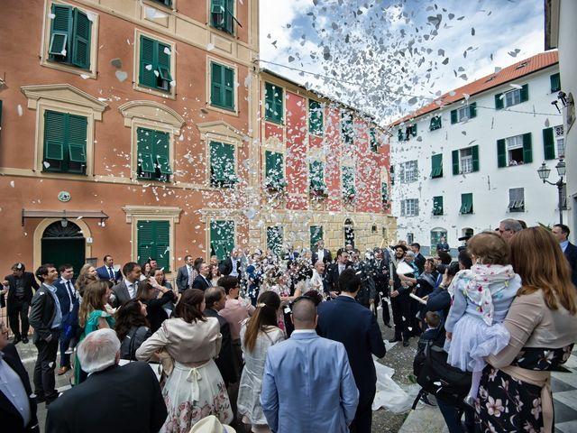 Il matrimonio di Luca e Tiziana a Genova, Genova 31