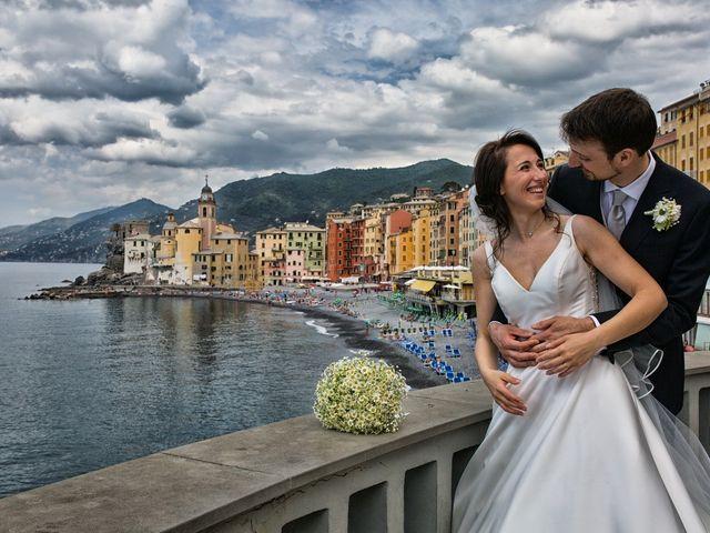 Il matrimonio di Luca e Tiziana a Genova, Genova 32
