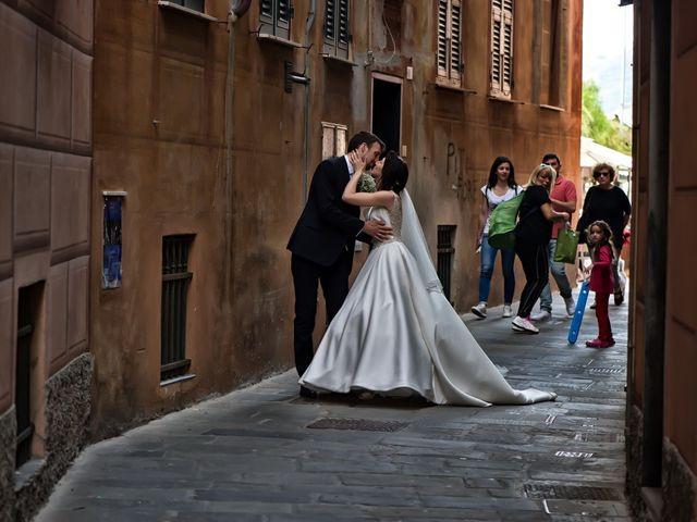 Il matrimonio di Luca e Tiziana a Genova, Genova 39