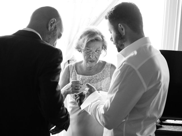 Il matrimonio di Carola e Andrea a Cinisi, Palermo 2