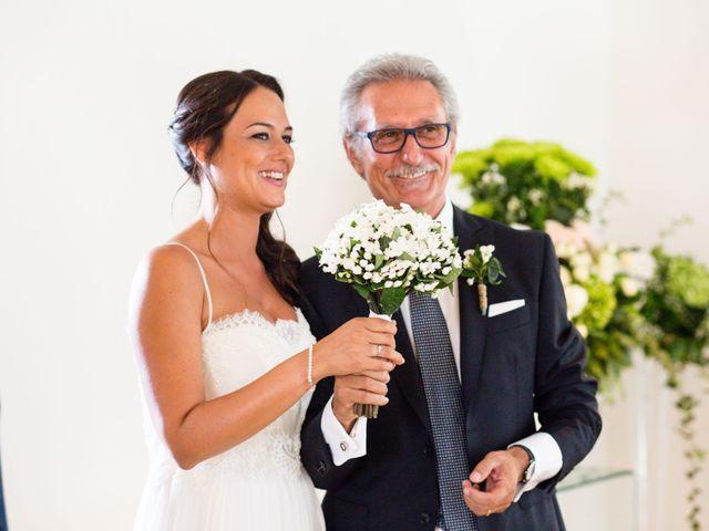 Il matrimonio di Carola e Andrea a Cinisi, Palermo 15