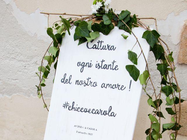 Il matrimonio di Carola e Andrea a Cinisi, Palermo 17
