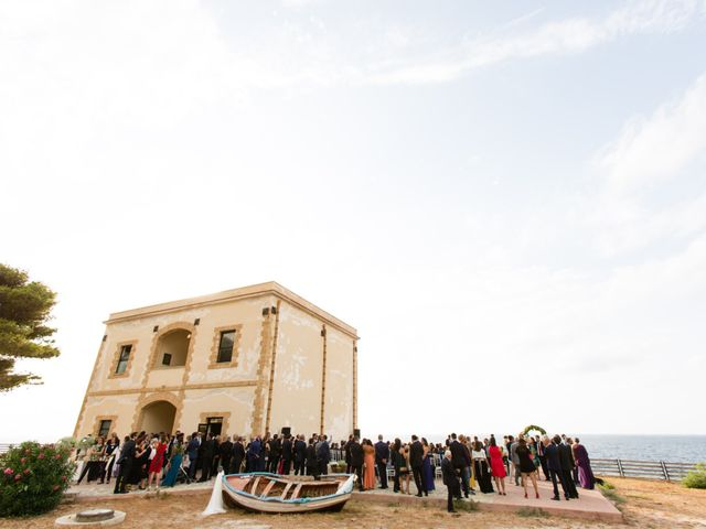 Il matrimonio di Carola e Andrea a Cinisi, Palermo 20