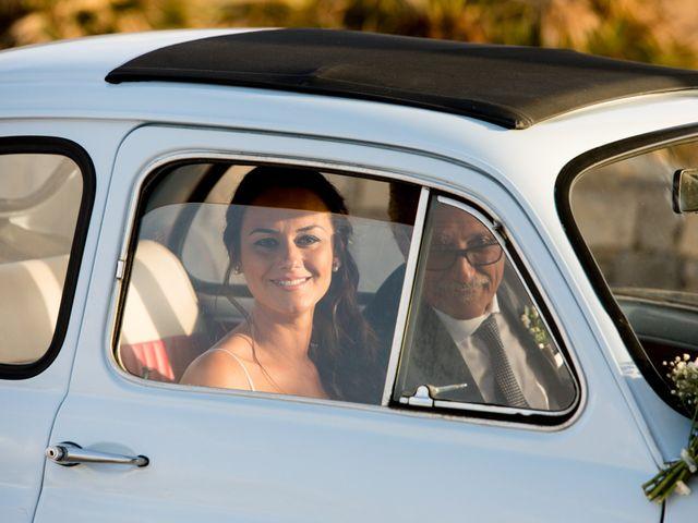 Il matrimonio di Carola e Andrea a Cinisi, Palermo 22