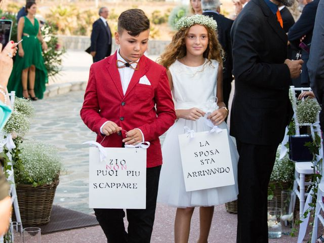 Il matrimonio di Carola e Andrea a Cinisi, Palermo 23
