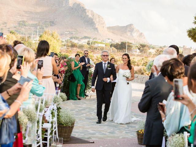 Il matrimonio di Carola e Andrea a Cinisi, Palermo 24