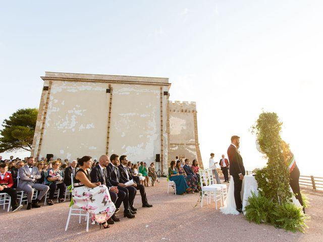 Il matrimonio di Carola e Andrea a Cinisi, Palermo 34