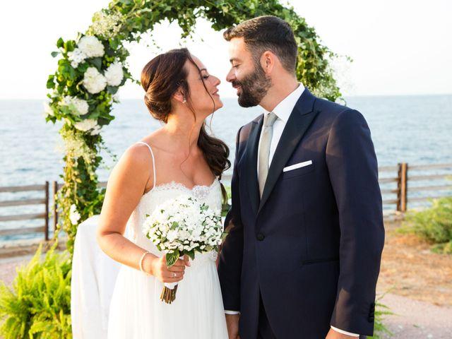 Il matrimonio di Carola e Andrea a Cinisi, Palermo 35