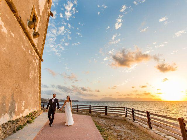Il matrimonio di Carola e Andrea a Cinisi, Palermo 37