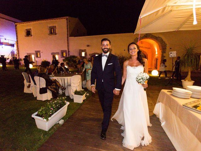 Il matrimonio di Carola e Andrea a Cinisi, Palermo 43