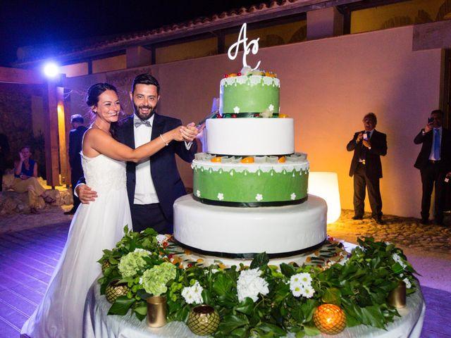 Il matrimonio di Carola e Andrea a Cinisi, Palermo 54