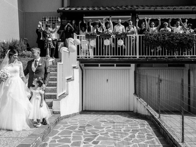 Il matrimonio di Andrea e Alice a Molteno, Lecco 4
