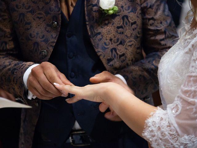 Il matrimonio di Andrea e Alice a Molteno, Lecco 23