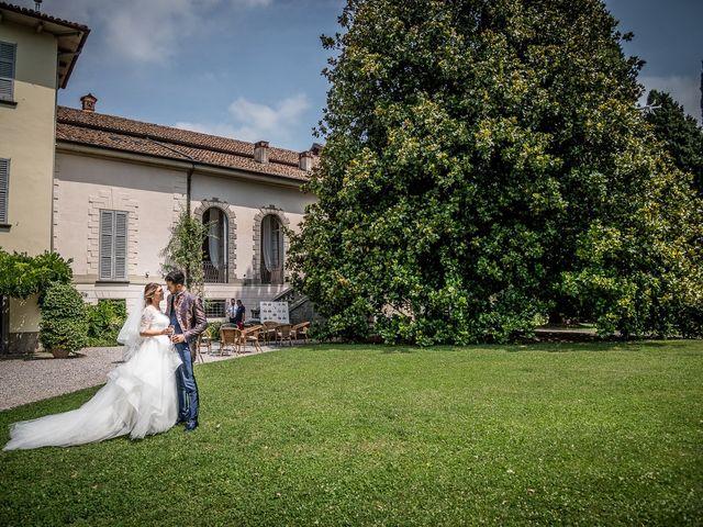 Il matrimonio di Andrea e Alice a Molteno, Lecco 21