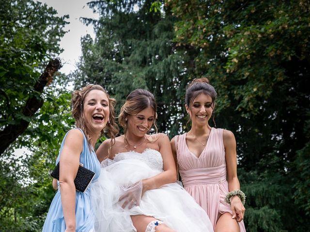Il matrimonio di Andrea e Alice a Molteno, Lecco 18