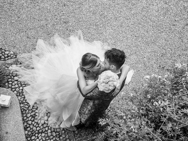 Il matrimonio di Andrea e Alice a Molteno, Lecco 34