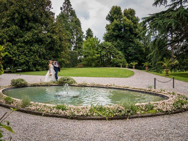 Il matrimonio di Andrea e Alice a Molteno, Lecco 32