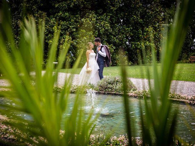 Il matrimonio di Andrea e Alice a Molteno, Lecco 31