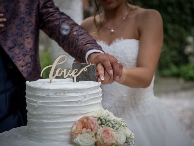 Il matrimonio di Andrea e Alice a Molteno, Lecco 30