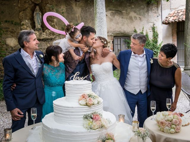 Il matrimonio di Andrea e Alice a Molteno, Lecco 29