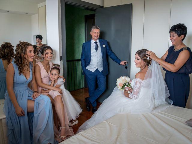 Il matrimonio di Andrea e Alice a Molteno, Lecco 41