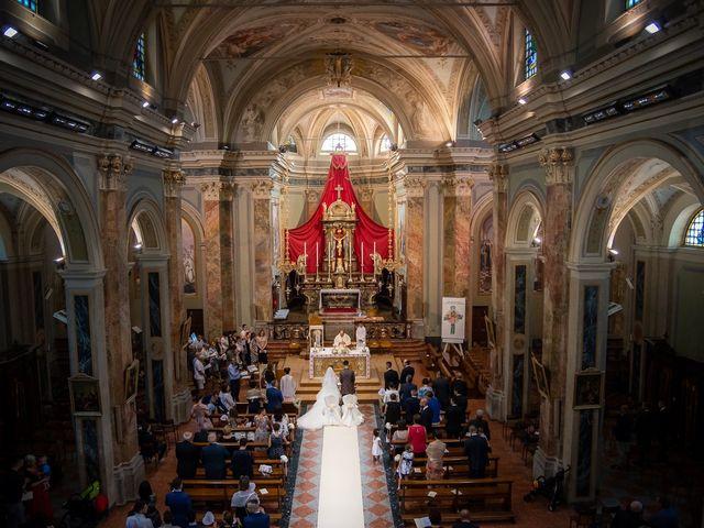 Il matrimonio di Andrea e Alice a Molteno, Lecco 36
