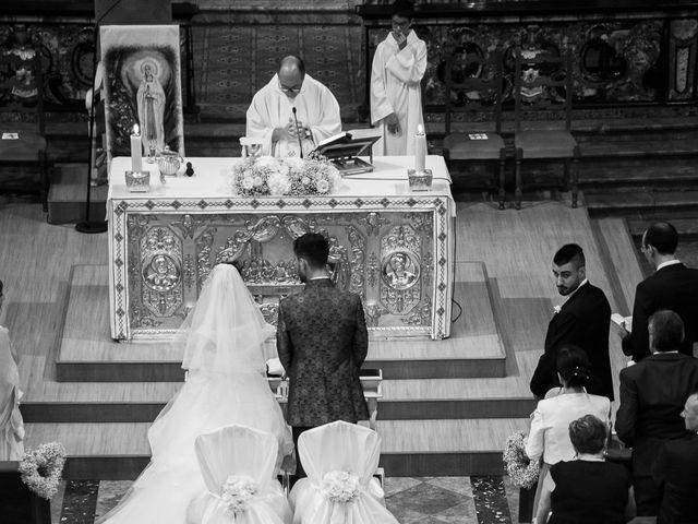 Il matrimonio di Andrea e Alice a Molteno, Lecco 35