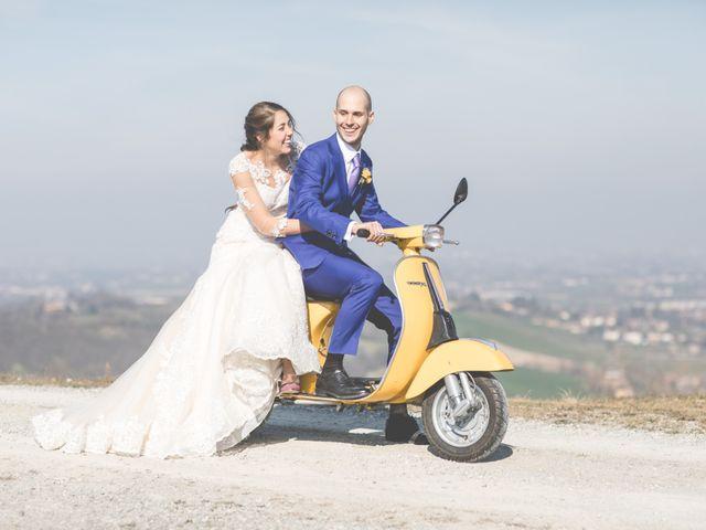Il matrimonio di Giulio e Maria Grazia a Sant'Ilario d'Enza, Reggio Emilia 4