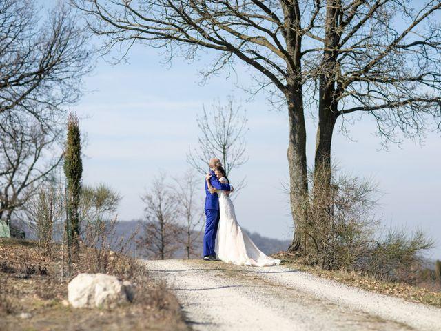 Il matrimonio di Giulio e Maria Grazia a Sant'Ilario d'Enza, Reggio Emilia 5