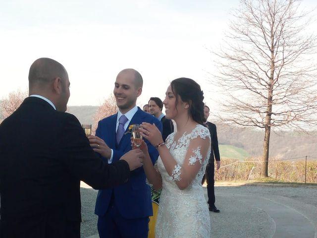 Il matrimonio di Giulio e Maria Grazia a Sant'Ilario d'Enza, Reggio Emilia 6