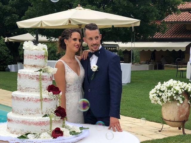 Il matrimonio di Jacopo e Roberta a Corinaldo, Ancona 2