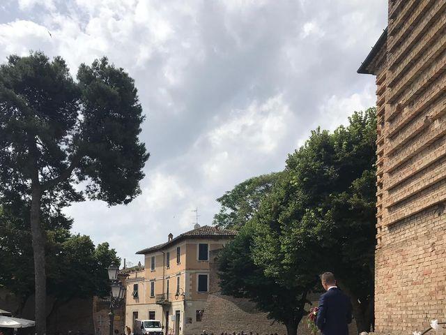 Il matrimonio di Jacopo e Roberta a Corinaldo, Ancona 4