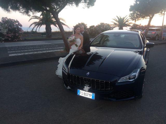Il matrimonio di Giovanna e Carmelo  a Messina, Messina 5