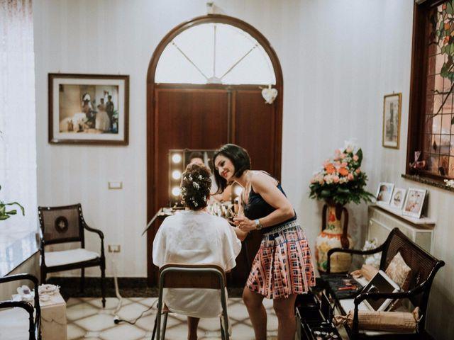 Il matrimonio di Silvio e Santa a Bacoli, Napoli 7