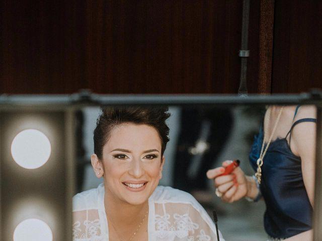 Il matrimonio di Silvio e Santa a Bacoli, Napoli 11