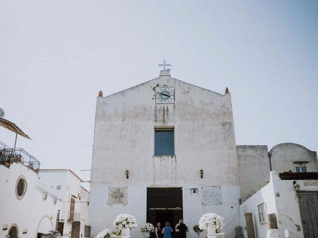 Il matrimonio di Silvio e Santa a Bacoli, Napoli 15