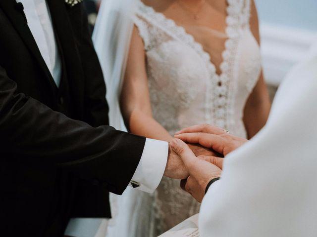 Il matrimonio di Silvio e Santa a Bacoli, Napoli 19