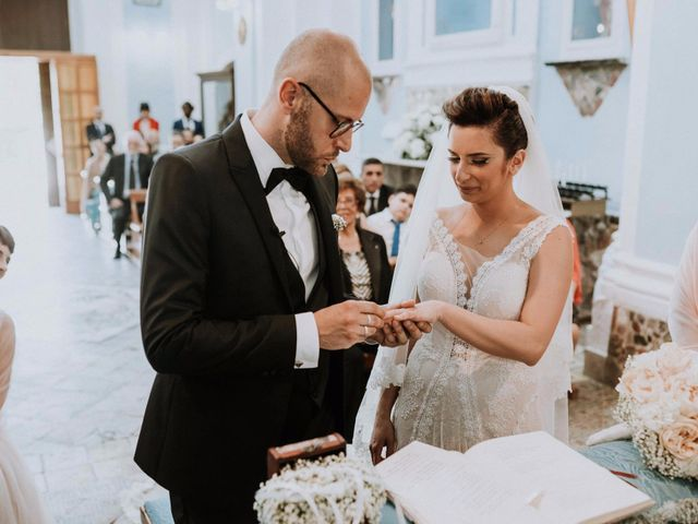 Il matrimonio di Silvio e Santa a Bacoli, Napoli 20