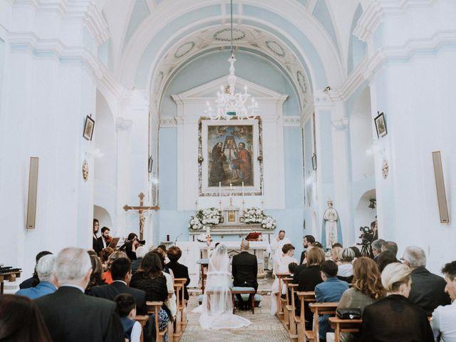 Il matrimonio di Silvio e Santa a Bacoli, Napoli 22