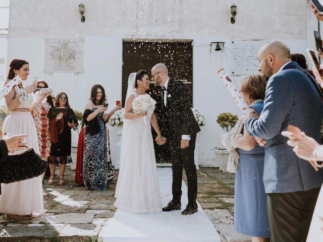Il matrimonio di Silvio e Santa a Bacoli, Napoli 23