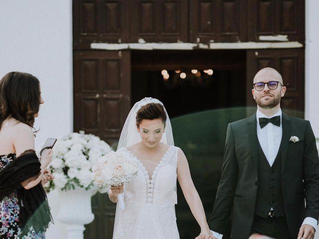 Il matrimonio di Silvio e Santa a Bacoli, Napoli 24