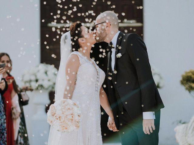 Il matrimonio di Silvio e Santa a Bacoli, Napoli 25