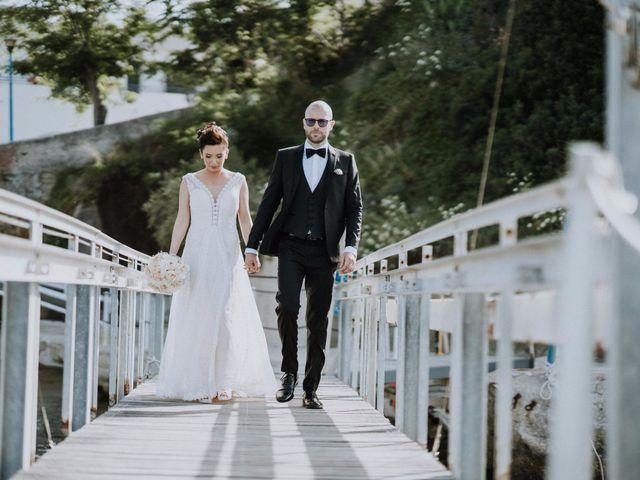 Il matrimonio di Silvio e Santa a Bacoli, Napoli 27